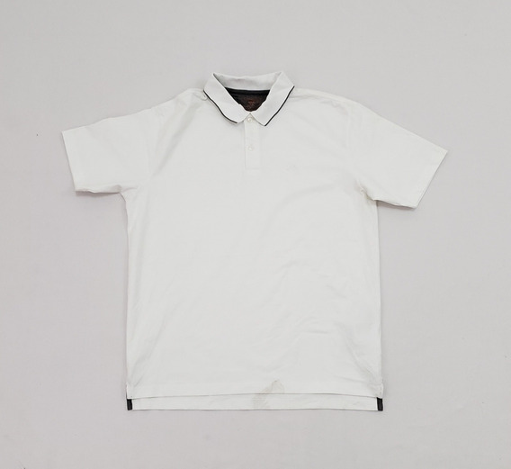 Playera Polo Dockers Mediana Blanca