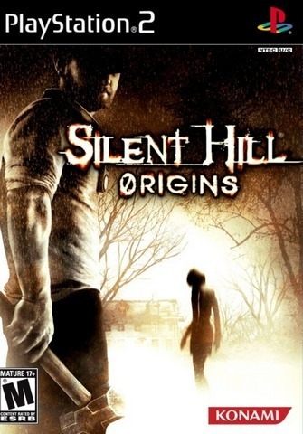 Jogo Ps2 - Silent Hill Origins- Frete Grátis