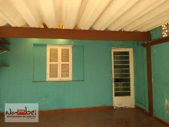 Casa Com 1 Dormitório À Venda Por R$ 180.000 - Vila Libanesa - São Paulo/sp - Ca0183