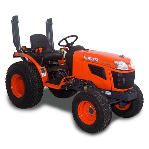 Tractor Kubota B2320 Parquero - Entrega + Saldo 12 Cheques