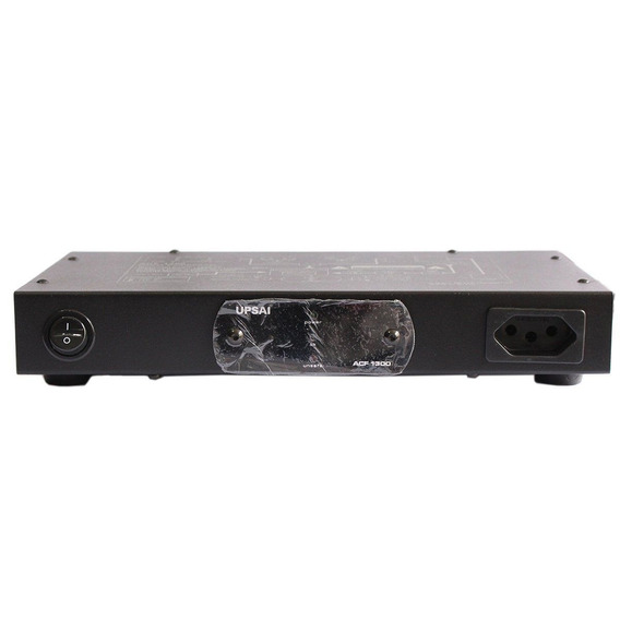Condicionador De Energia 1200va - Acf 1300 Upsai 220v