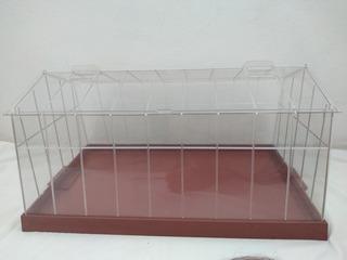 Mini Invernadero Casero De Plástico The Greenery