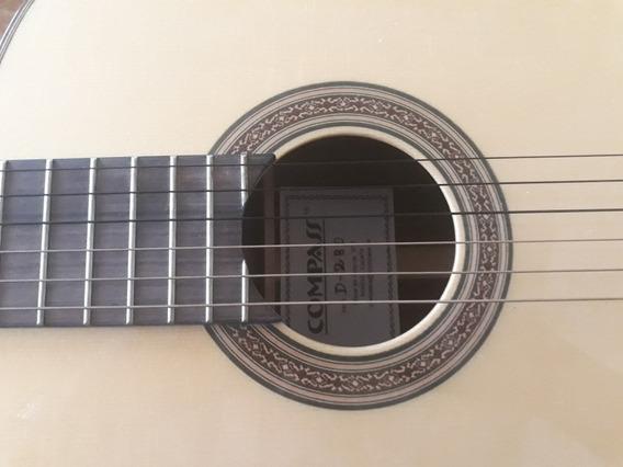 Guitarra Compass De Concierto