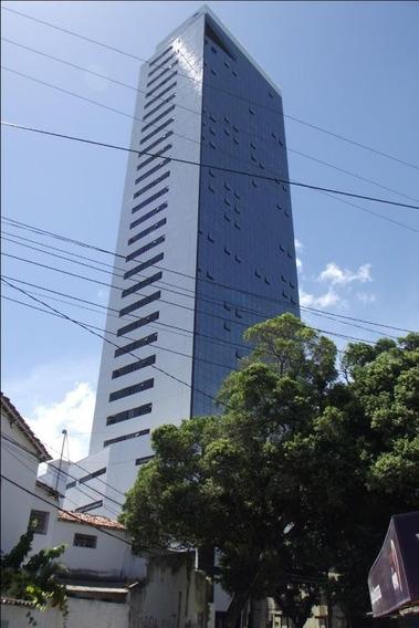 Sala Para Alugar, 37 M² Por R$ 1.200,00/mês - Santo Amaro - Recife/pe - Sa0213