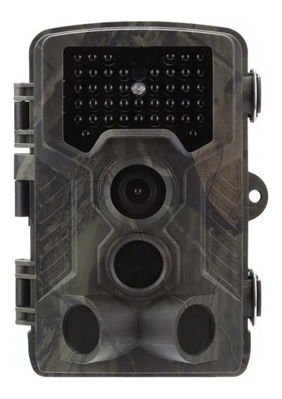 Câmera De Trilha Hc800a Visão Noturna Fotográfica + Sd 32 Gb