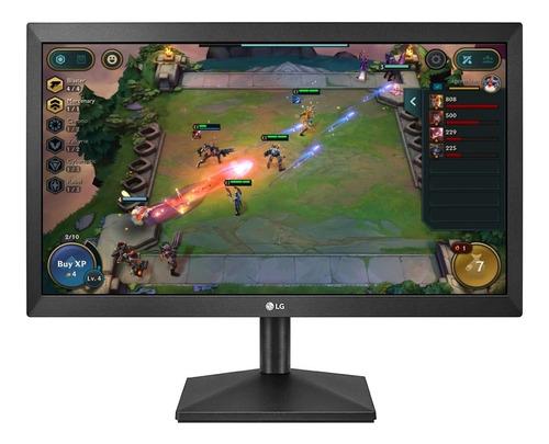 Imagem 1 de 5 de Monitor LG Led 19,5 Hd Tn Vga Hdmi 20mk400h