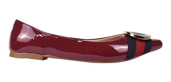 Sapatilha Sapato Feminina Chiquiteira Chiqui/54211