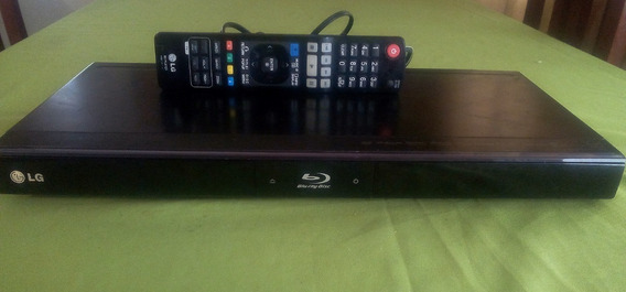 Bluray LG Bd550 (25 Vds)