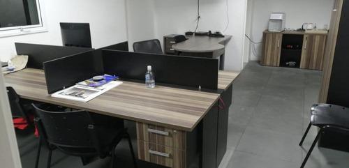 Imagem 1 de 6 de Sala Comercial Com 40 M²   Lapa, São Paulo   Sp - Sl394672v
