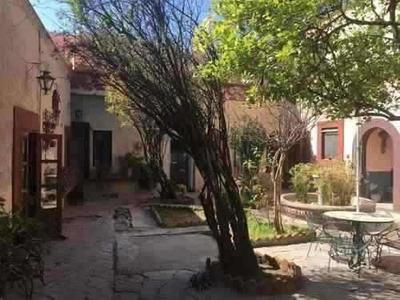 Casa En Venta En Centro, San Miguel De Allende, Gto; México