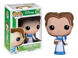 Pop Funko Disney Peasant Belle 90 La Bella Y La Bestia