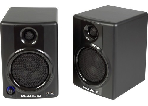 Monitor De Aúdio M-audio Av30