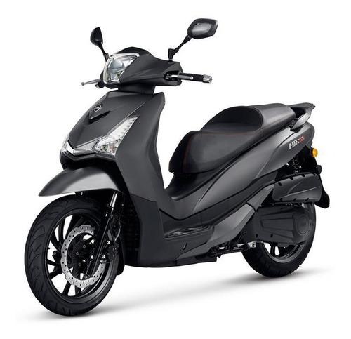 Imagem 1 de 8 de Yamaha / Scooters / Honda / Dafra Citycom Hd300 - Marcial