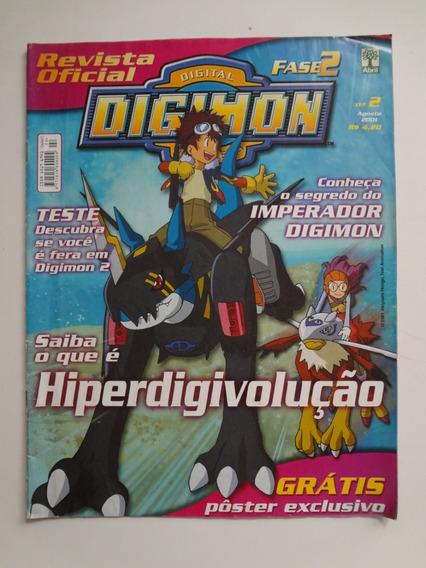 Revista Oficial Digimon Nº 2 Fase 2