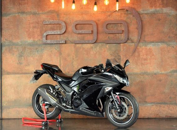 Kawasaki Ninja 300 - 2013/2013 Revisada!!!