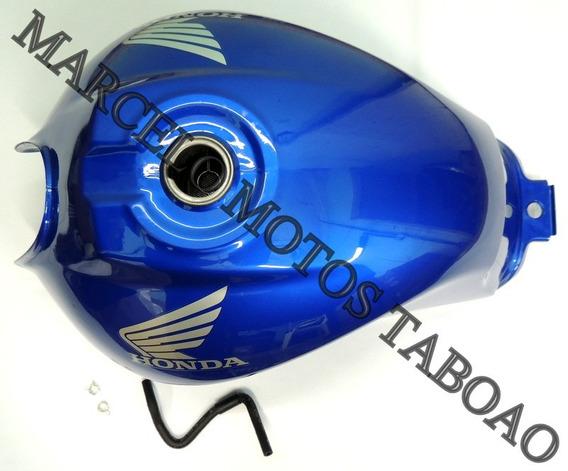 Tanque Fan/titan 150 Azul 2009 17520-kvs-600zc