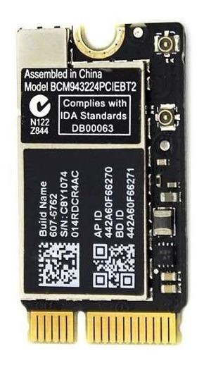 Placa Wifi Macbook A1466 Original