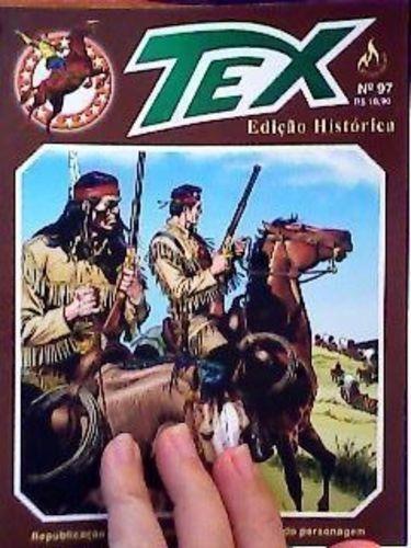 Revista Tex Edição Histórica Nº97 Vários
