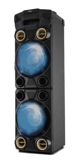 Caixa Acústica Com Conexão Bluetooth Preto Philco Bivolt