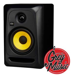 Monitores De Studio Krk Classic Cl5g3 5 El Par Color Negro