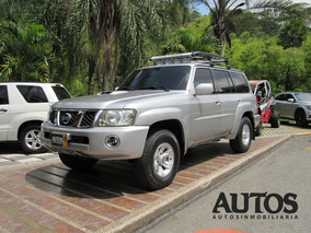 Nissan Patrol Grx Cc 3000 Diesel 4x4 Mt