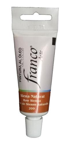 Oleo Franco 37 Ml Siena Natural