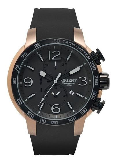 Relógio Orient Mrspc001 Masculino Cronógrafo Visor Preto