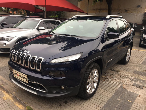 Jeep Cherokee Limited 3.2 4x4 2014