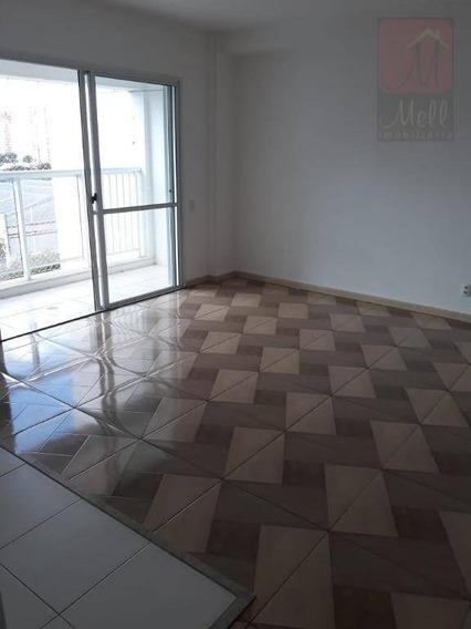 Condomínio Jardins Do Brasil vendo 80m² Com Dois Dormitórios - Ap0749