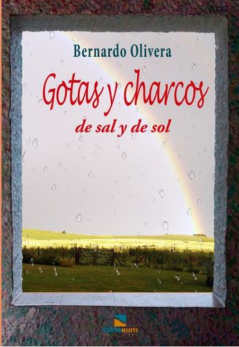 Gotas Y Charcos De Sal Y De Sol