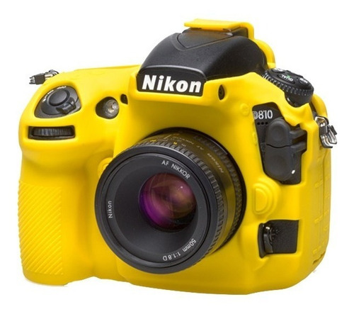 Imagen 1 de 5 de Funda Protectora P/cámara Fotográfica Easycover Nikon D810