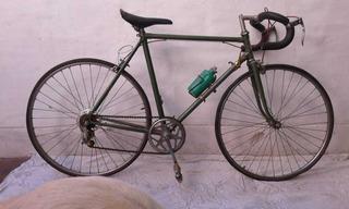 Bicicleta De Carrera Vintage Hombre