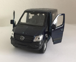 Miniatura Mercedes-benz Sprinter Traveliner 1:38