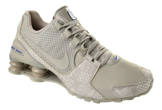 Tênis Nike W Shox Avenue Se Bege Original