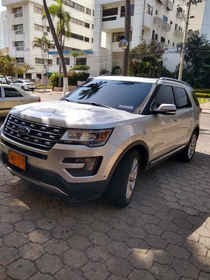 Ford Explorer Limited (c)