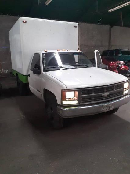 Camion Con Cava Termica Cheyenne 3500 Año 2000