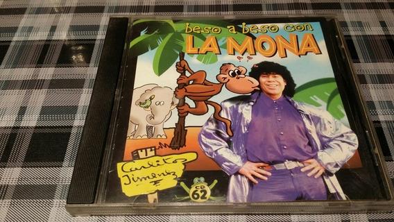 La Mona Jiménez - Beso A Beso - Cd 62 - Cuarteto