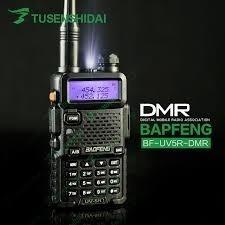 Rádio Baofeng Dm-5r Plus Digital Protocolo Dmr Motorola