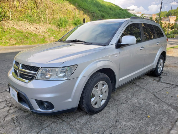 Dodge Journey Se 2.4 Aut. Modelo 2012 (943)