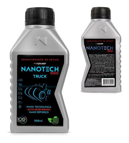 Imagem 1 de 3 de Nanotech Condicionador De Metais Caminhões E Tratores 500ml