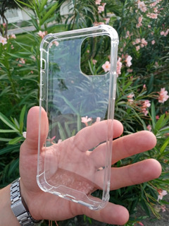 Forro iPhone 11 iPhone 11 Pro Acrilico Transparente Anti