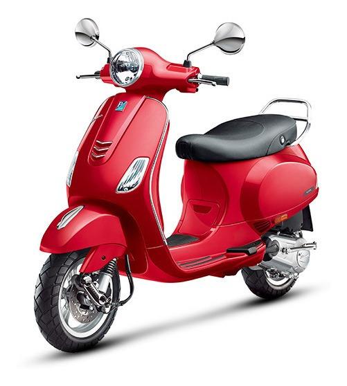 Vespa Vxl 150 Roja - Motoplex San Isidro