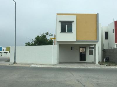 Casa En Renta Ideal Para Uso Residencial O Comercial En Esquina Ubicada Sobre Av. Francisco I. Madero En El Fraccionamiento 17 De Enero, Ciudad, Madero, Tamaulipas.