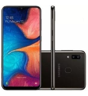 Celular Samsung A20 32gb 6.4
