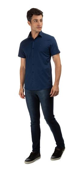 Camisa Regular Polo Wear 35650