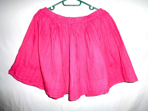 Remate Falda Fucsia Mossimo Supply Co, Mediana