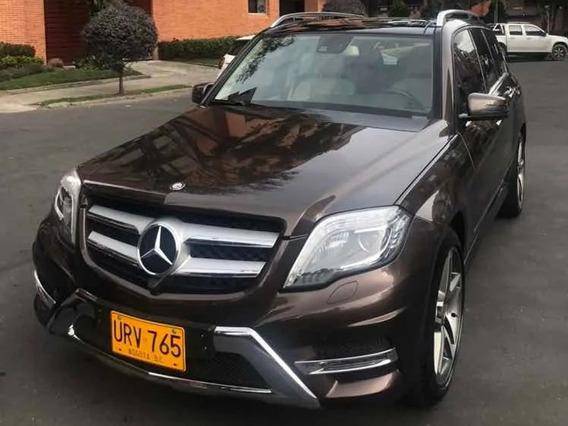 Mercedes-benz Clase Glk Glk 220 Cdi 4 Matic