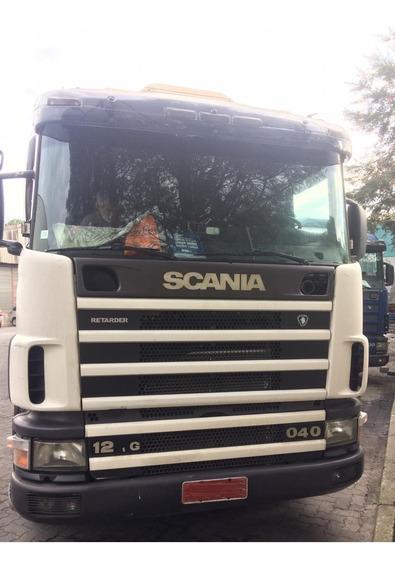 Scania R124 400 - 6x4 - 2003