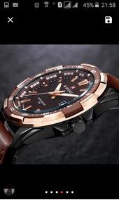 Relógio Militar Ntaviforce Nf9056m +brinde 1 Relógio Digital