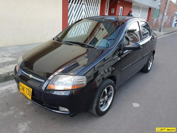Chevrolet Aveo Family 1.4 Aa Sedan